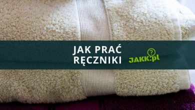 Photo of Jak prać ręczniki?